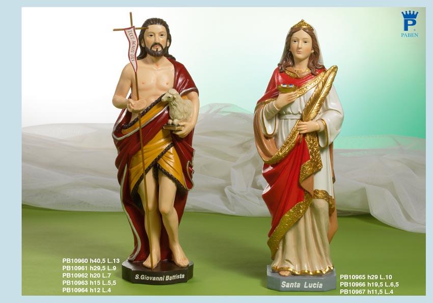 Paben - Prodotti - Articoli Religiosi - Statuine Santi - Immagini Sacre - 1627