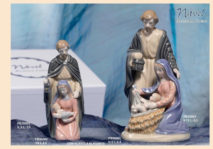 162D - Presepi - Bambinelli Nàvel - Articoli Religiosi - Prodotti - Rebolab