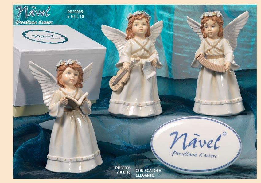 162F - Angeli Nàvel - Articoli Religiosi - Prodotti - Rebolab
