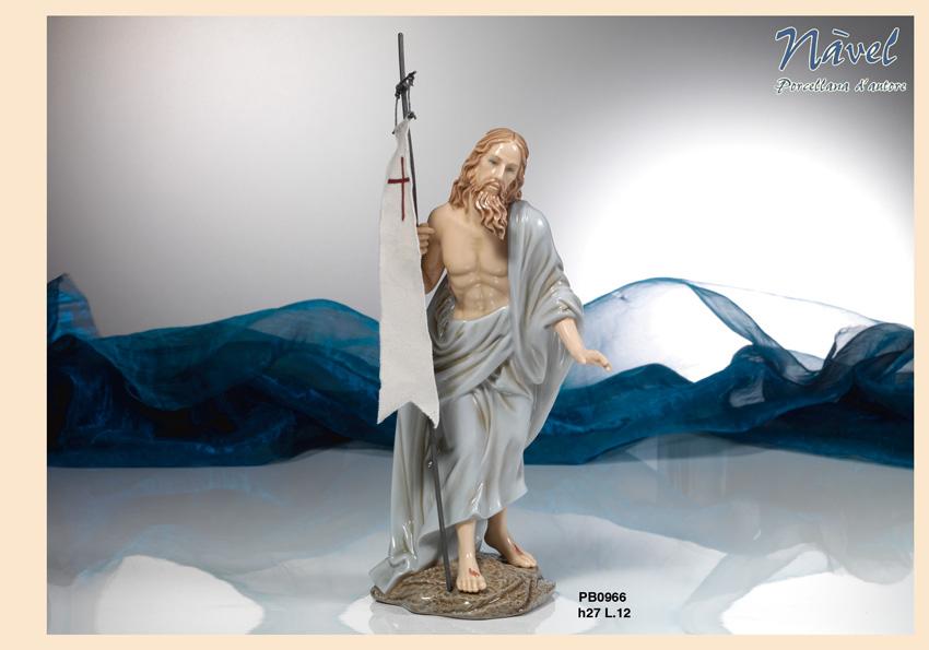 1635 - Statue Santi-Immagini Sacre Nàvel - Nàvel Porcellana - Prodotti - Rebolab