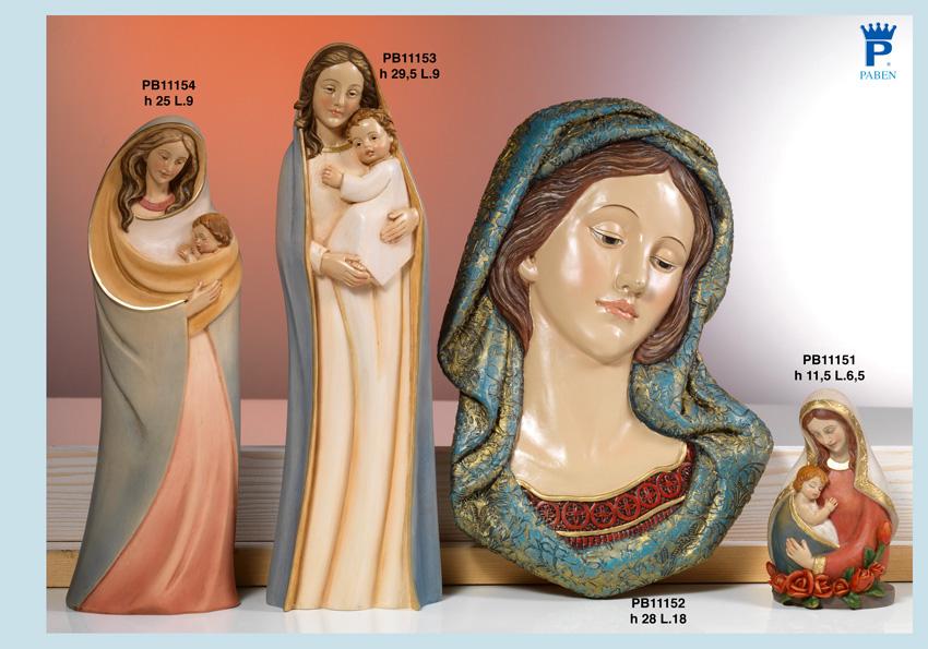 166A - Statue Santi - Articoli Religiosi - Prodotti - Rebolab