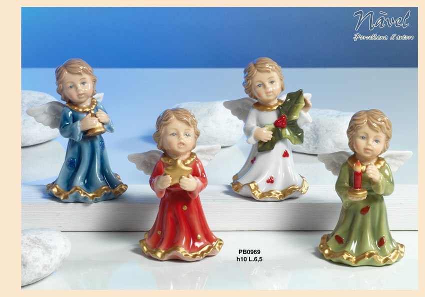 1691 - Angeli Nàvel - Natale e Altre Ricorrenze - Prodotti - Rebolab