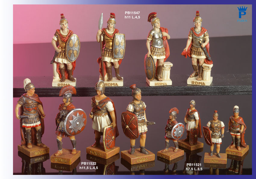 16DE - Statuine Storiche - Arte, Storia e Souvenir - Prodotti - Rebolab
