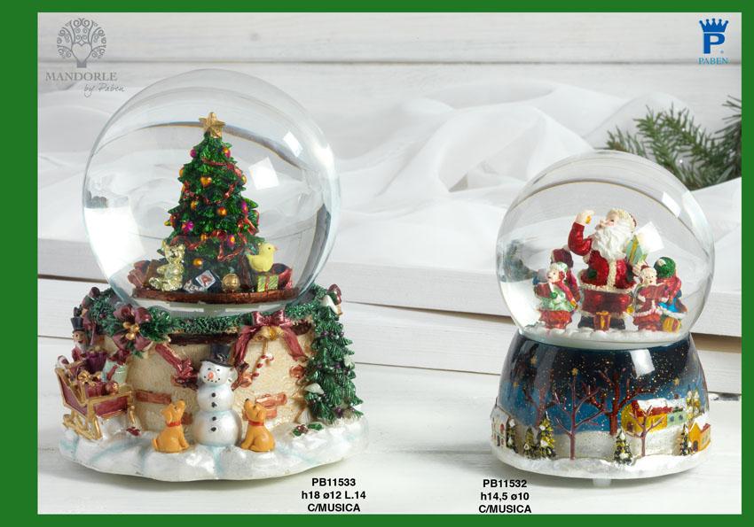 16E2 - Decorazioni - Addobbi Natalizi - Natale e Altre Ricorrenze - Prodotti - Rebolab
