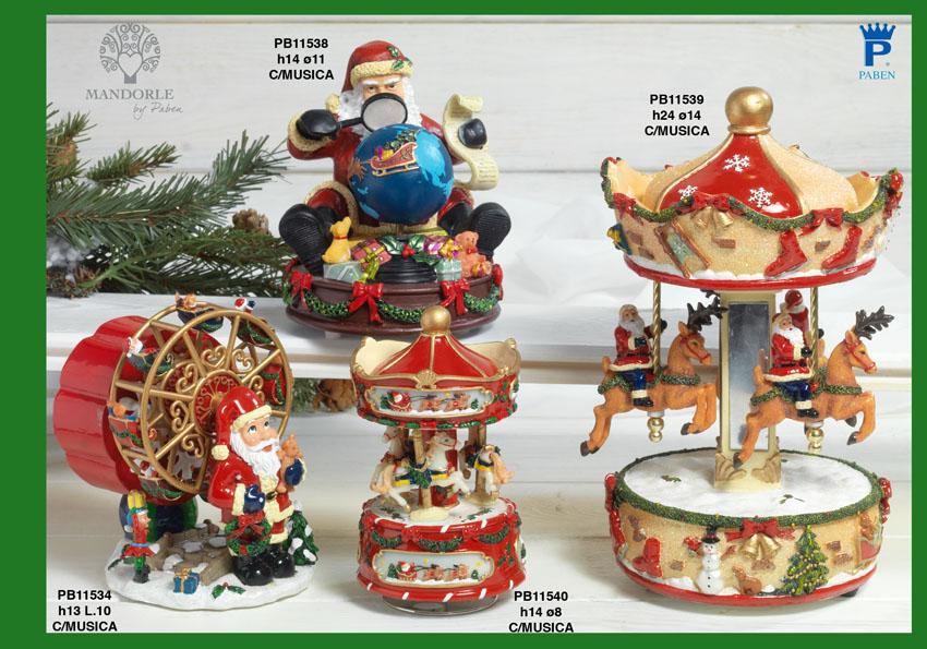 16E3 - Decorazioni - Addobbi Natalizi - Natale e Altre Ricorrenze - Prodotti - Rebolab