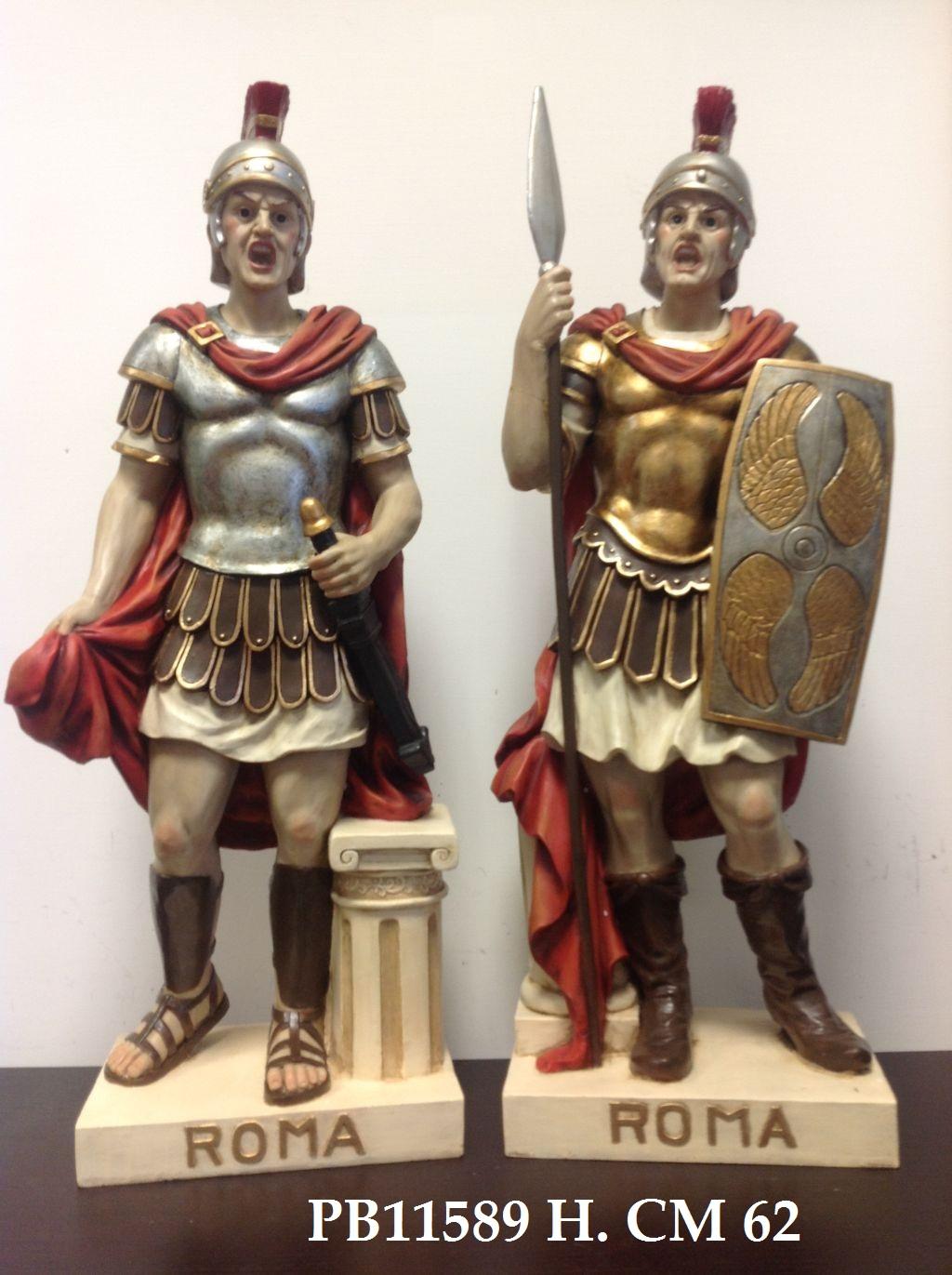 16EE - Statuine Storiche - Arte, Storia e Souvenir - Prodotti - Rebolab