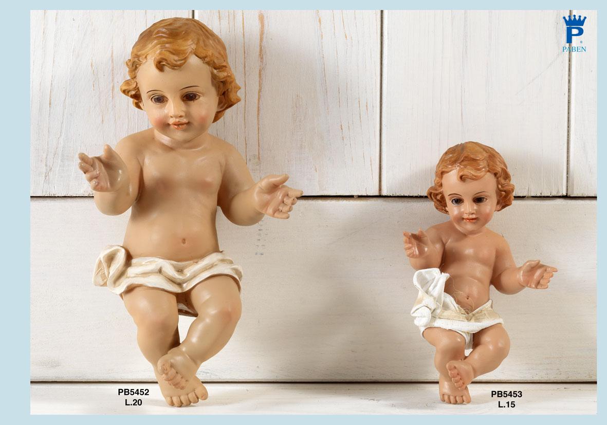 16F4 - Bambinelli - Natale e Altre Ricorrenze - Prodotti - Rebolab