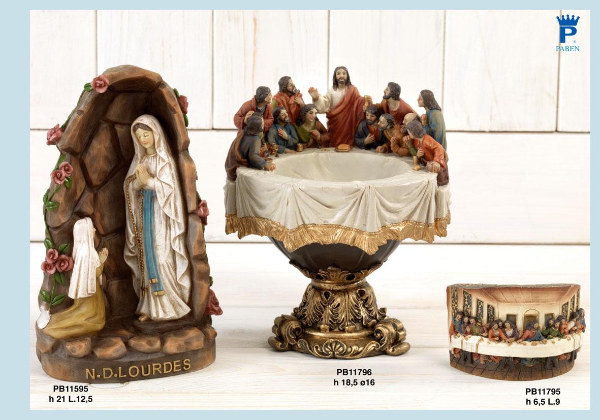 16F8 - Statue Santi - Articoli Religiosi - Prodotti - Rebolab