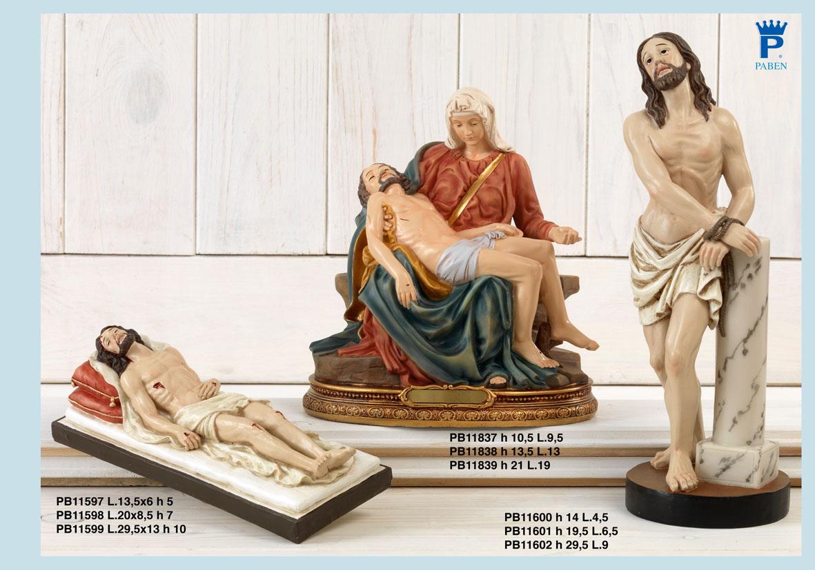 16F9 - Statue Santi - Articoli Religiosi - Prodotti - Rebolab