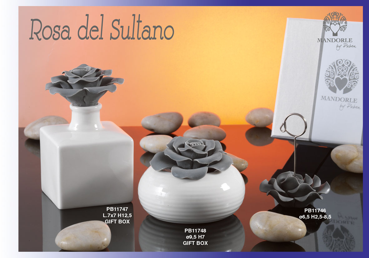 171E - Collezioni Porcellana-Ceramica - Mandorle Bomboniere  - Prodotti - Rebolab