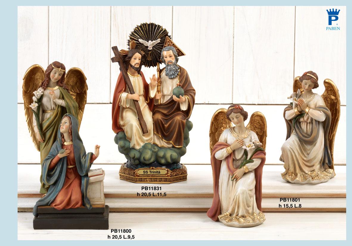 172F - Statue Santi - Articoli Religiosi - Prodotti - Rebolab