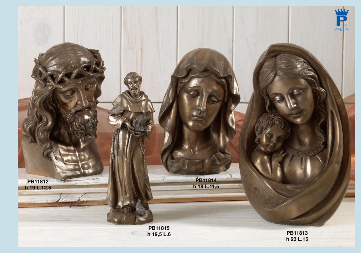 Paben - Prodotti - Articoli Religiosi - Statuine Santi - Immagini Sacre - 1732