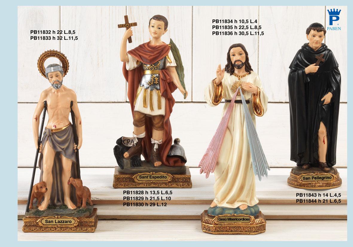1734 - Statue Santi - Articoli Religiosi - Prodotti - Rebolab