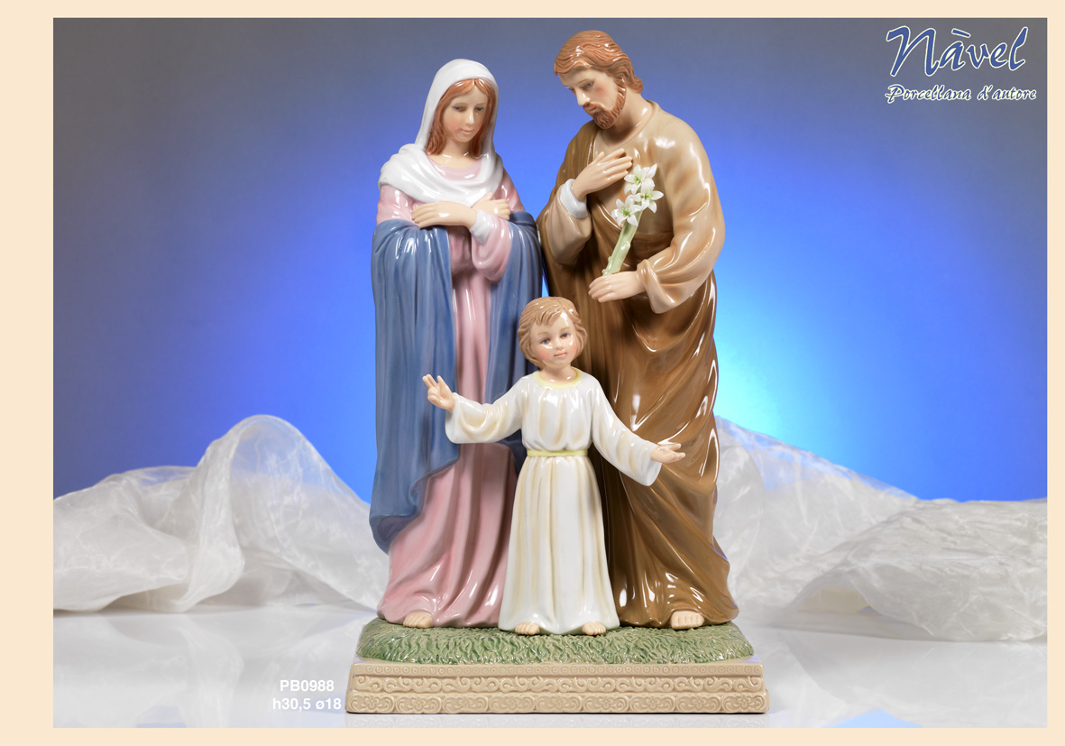 1766 - Statue Santi-Immagini Sacre Nàvel - Articoli Religiosi - Prodotti - Rebolab