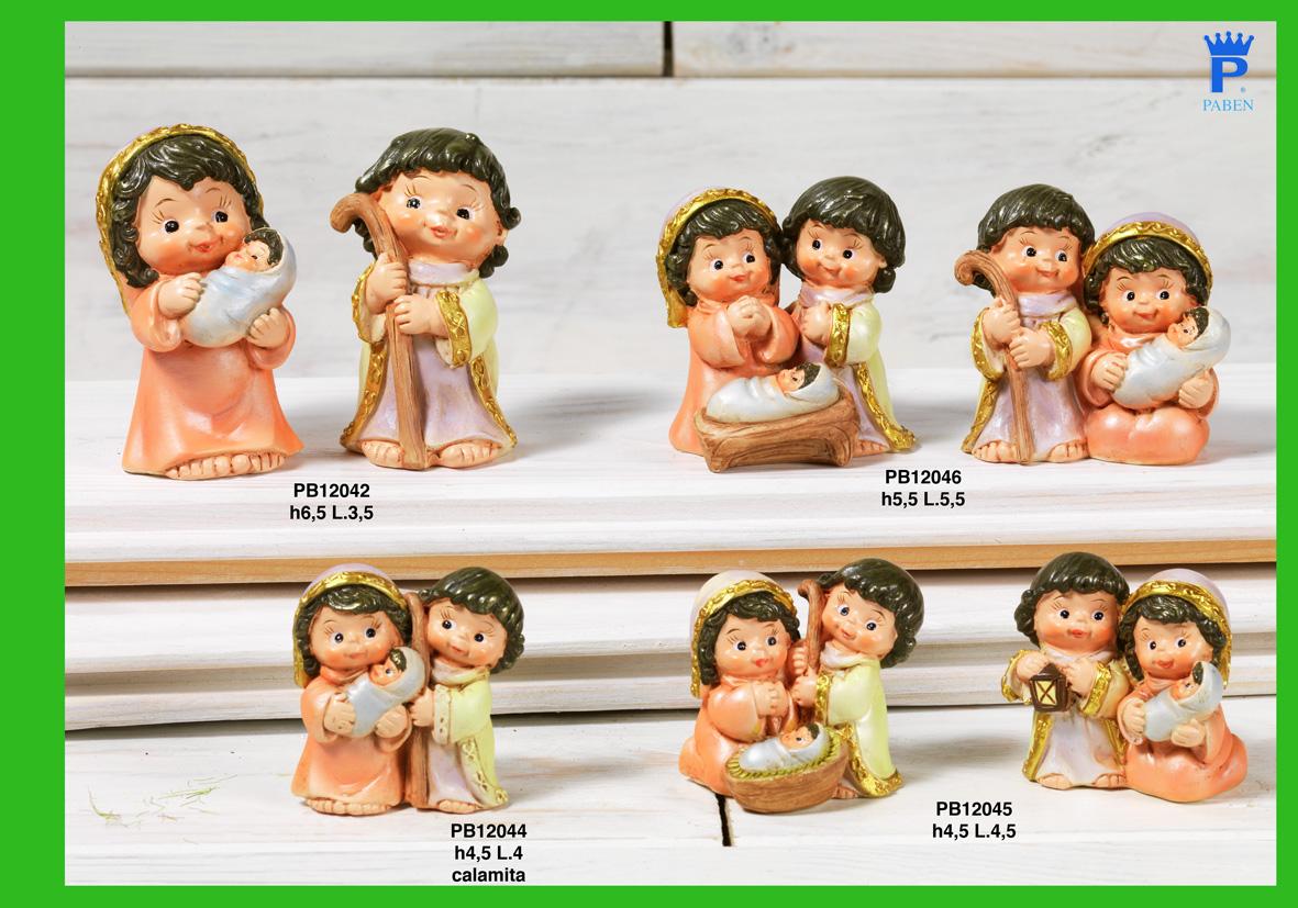 1772 - Presepi - Natività Resina - Natale e Altre Ricorrenze - Prodotti - Rebolab