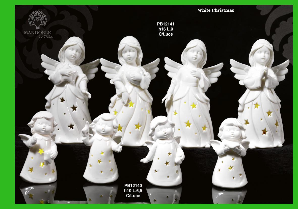178F - Angeli Porcellana - Natale e Altre Ricorrenze - Prodotti - Rebolab