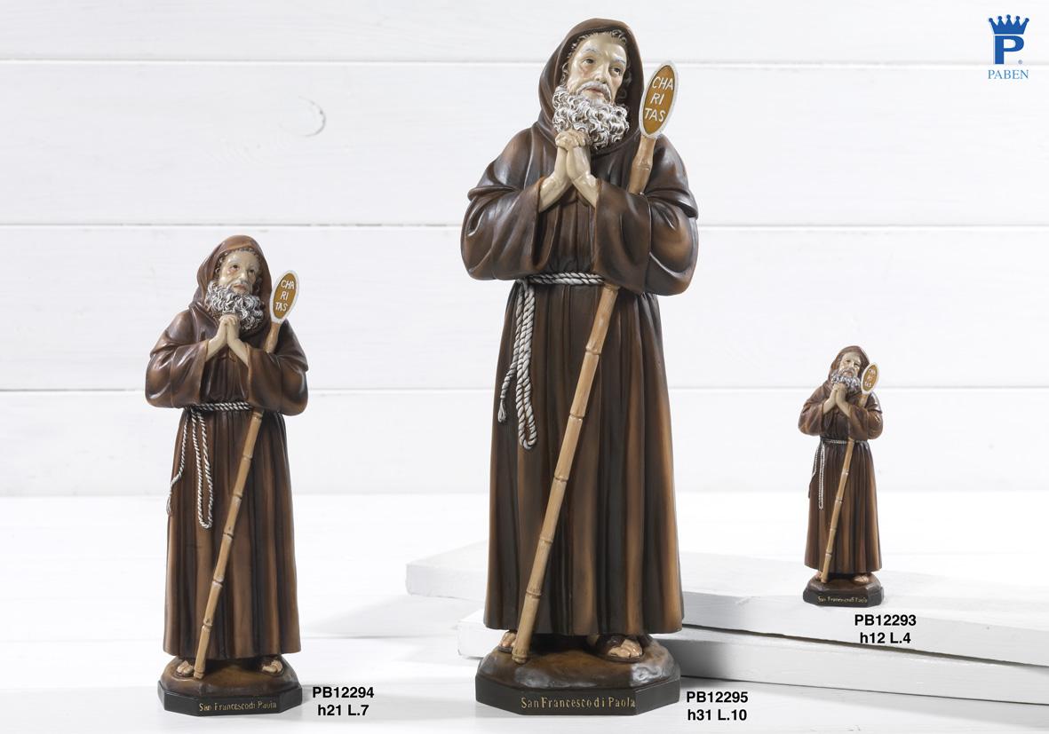 17C3 - Statue Santi - Articoli Religiosi - Prodotti - Rebolab