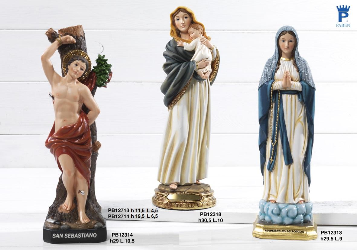 17C5 - Statue Santi - Articoli Religiosi - Prodotti - Rebolab