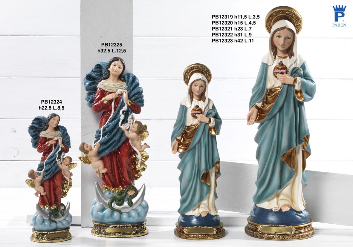 17C6 - Statue Santi - Articoli Religiosi - Prodotti - Rebolab