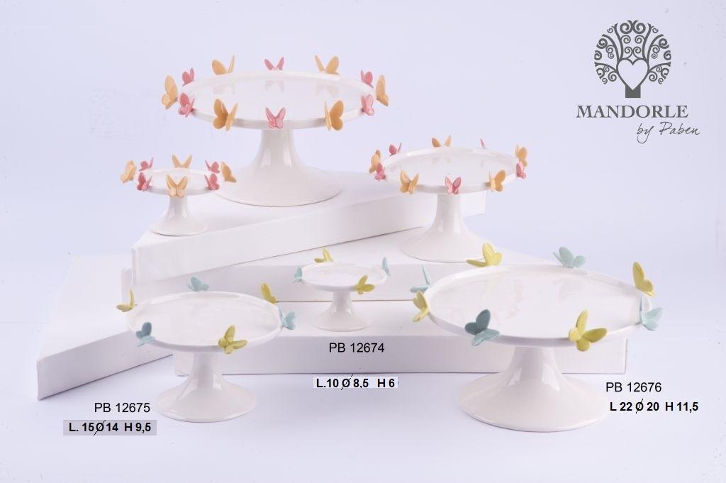 181A - Collezioni Porcellana-Ceramica - Mandorle Bomboniere  - Prodotti - Rebolab