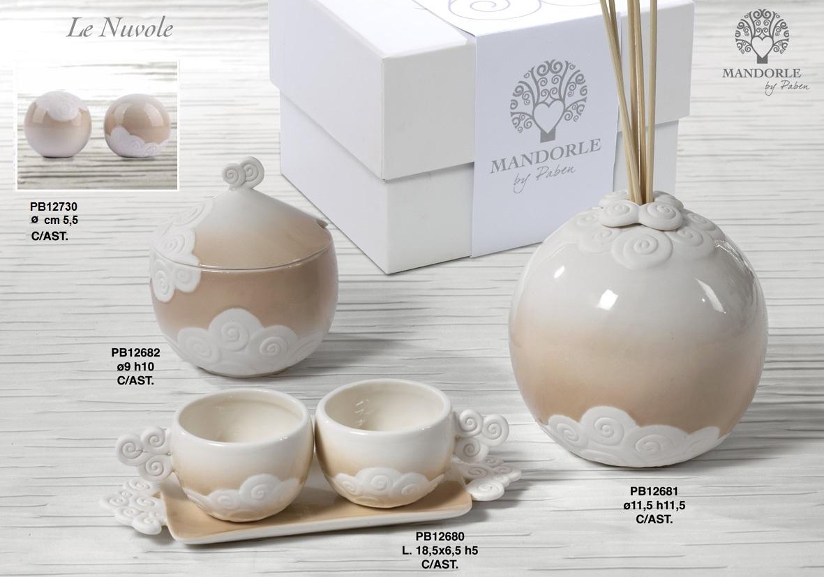181C - Collezioni Porcellana-Ceramica - Mandorle Bomboniere  - Prodotti - Rebolab