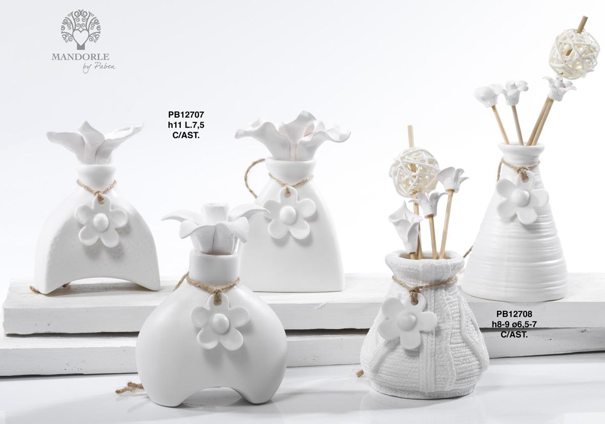 1824 - Collezioni Porcellana-Ceramica - Mandorle Bomboniere  - Prodotti - Rebolab
