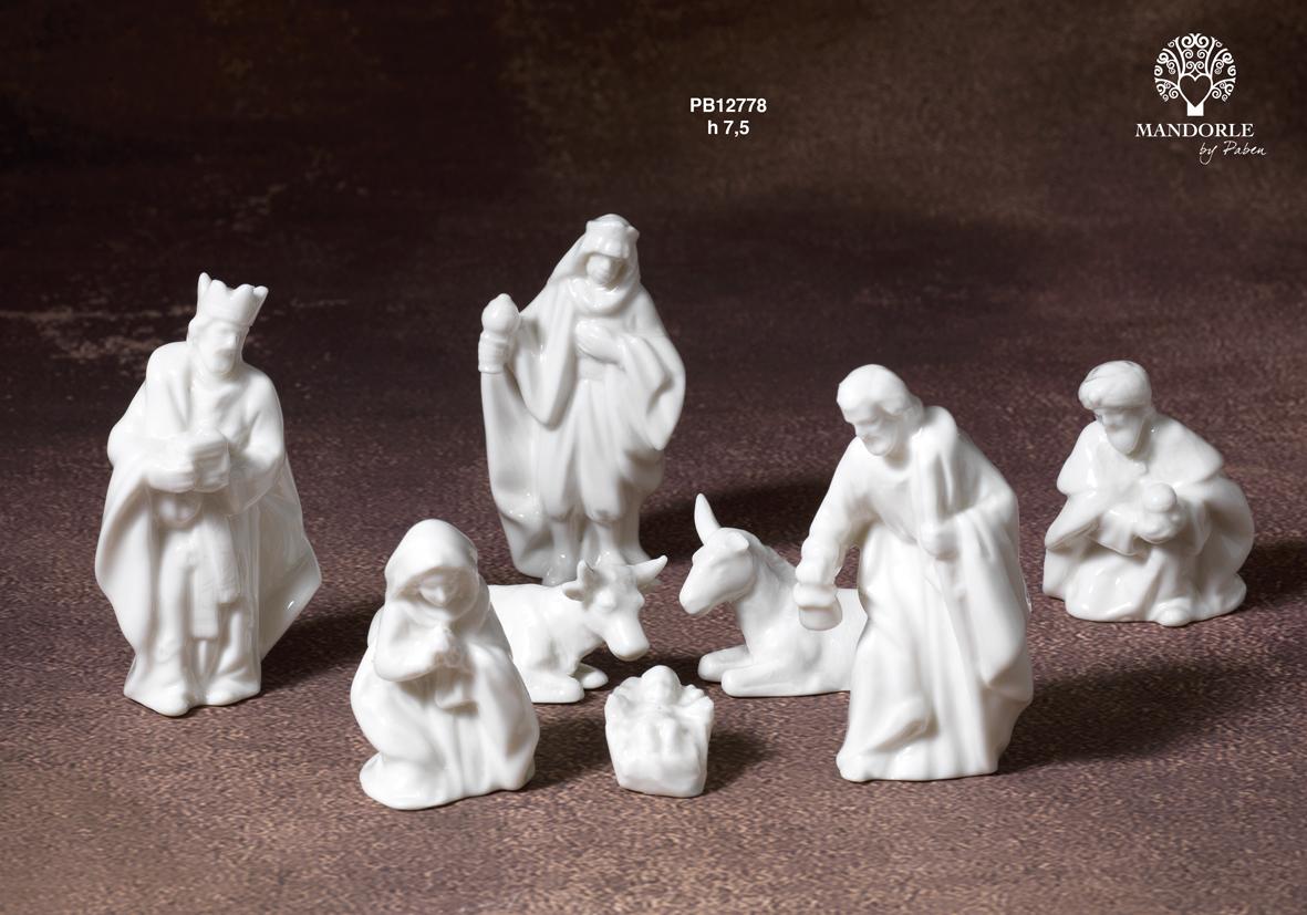 1834 - Presepi - Natività Resina - Articoli Religiosi - Prodotti - Rebolab