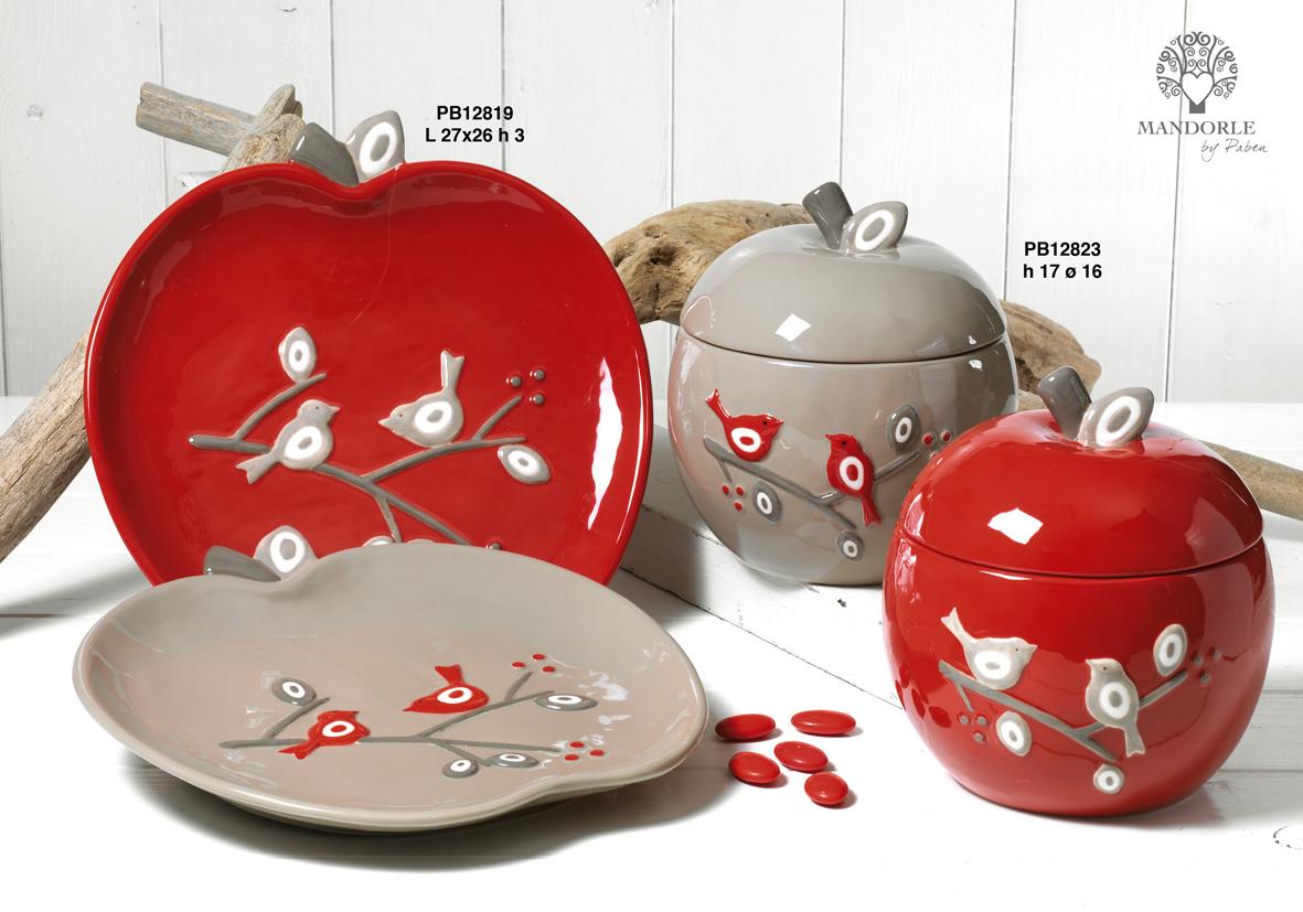 183E - Collezioni Porcellana-Ceramica - Mandorle Bomboniere  - Prodotti - Rebolab