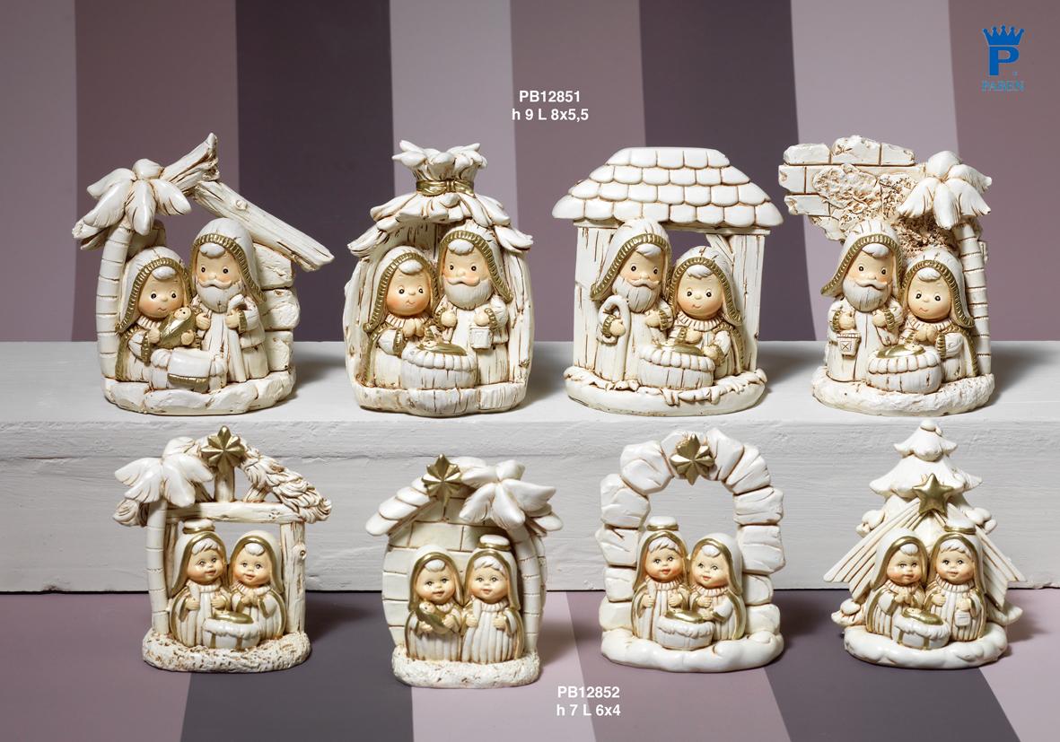 1848 - Presepi - Natività Resina - Articoli Religiosi - Prodotti - Rebolab