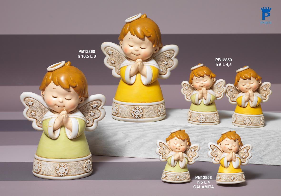 184B - Angeli Resina - Articoli Religiosi - Prodotti - Rebolab