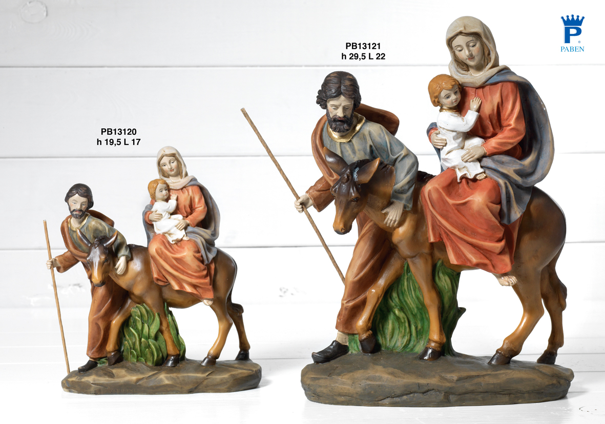 1888 - Presepi - Natività Resina - Articoli Religiosi - Prodotti - Rebolab