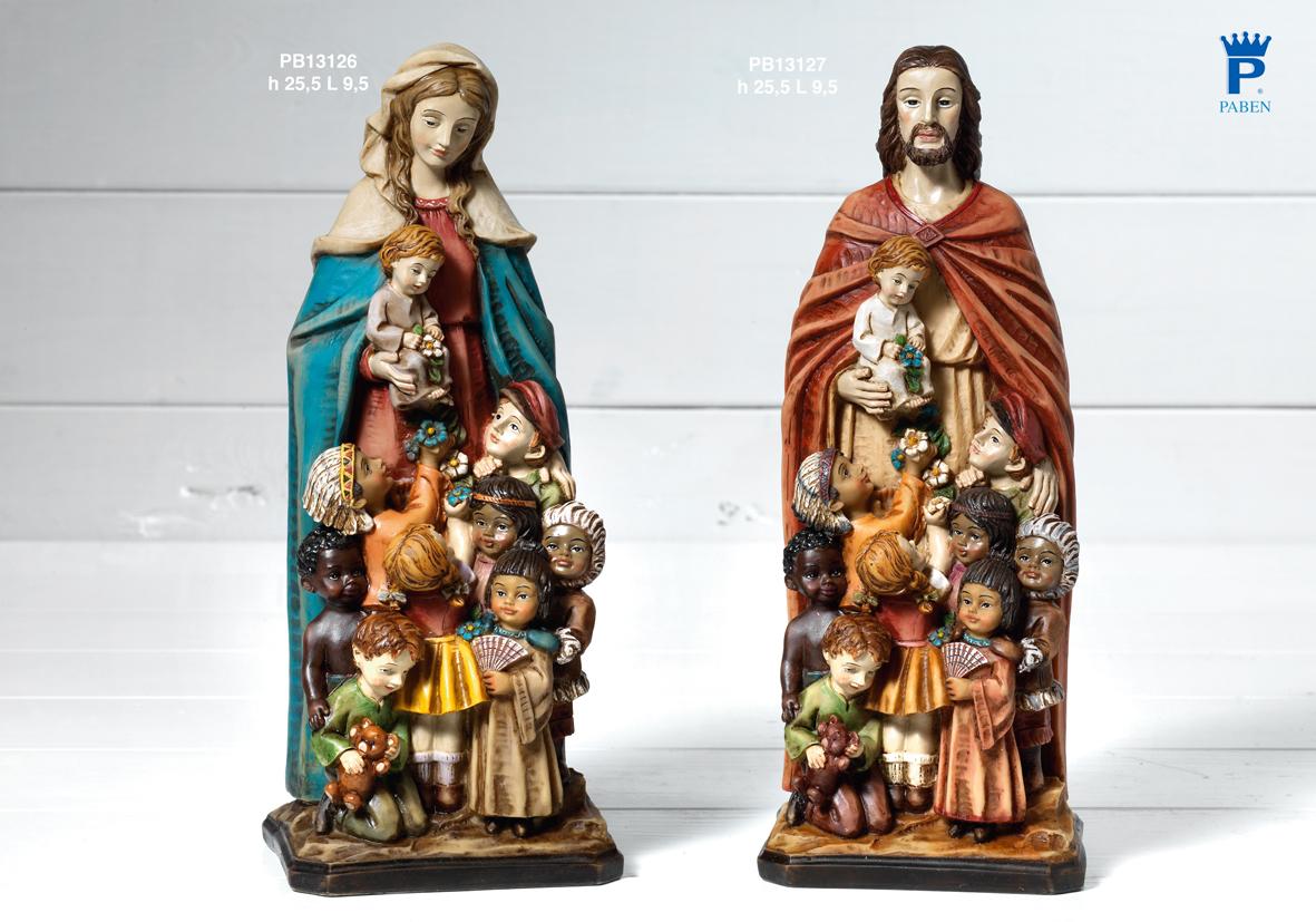 188A - Statue Santi - Articoli Religiosi - Prodotti - Rebolab