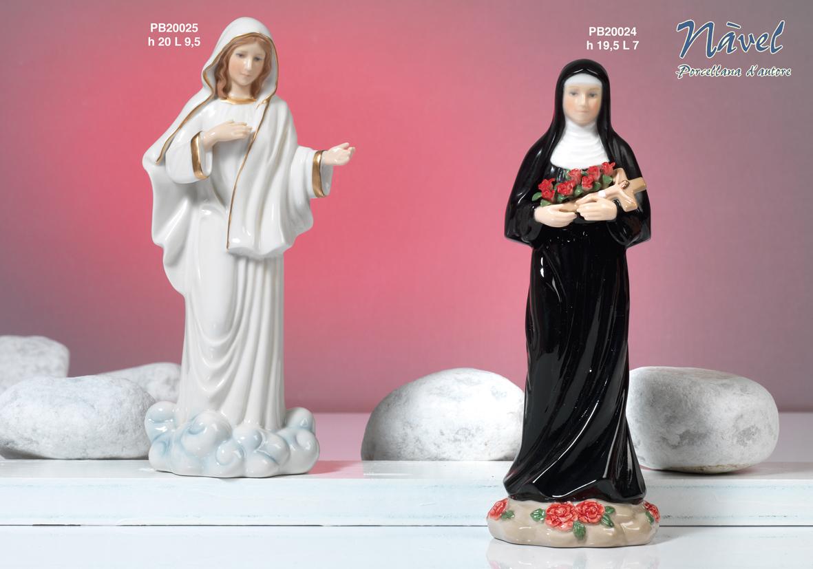 1891 - Statue Santi-Immagini Sacre Nàvel - Nàvel Porcellana - Prodotti - Rebolab