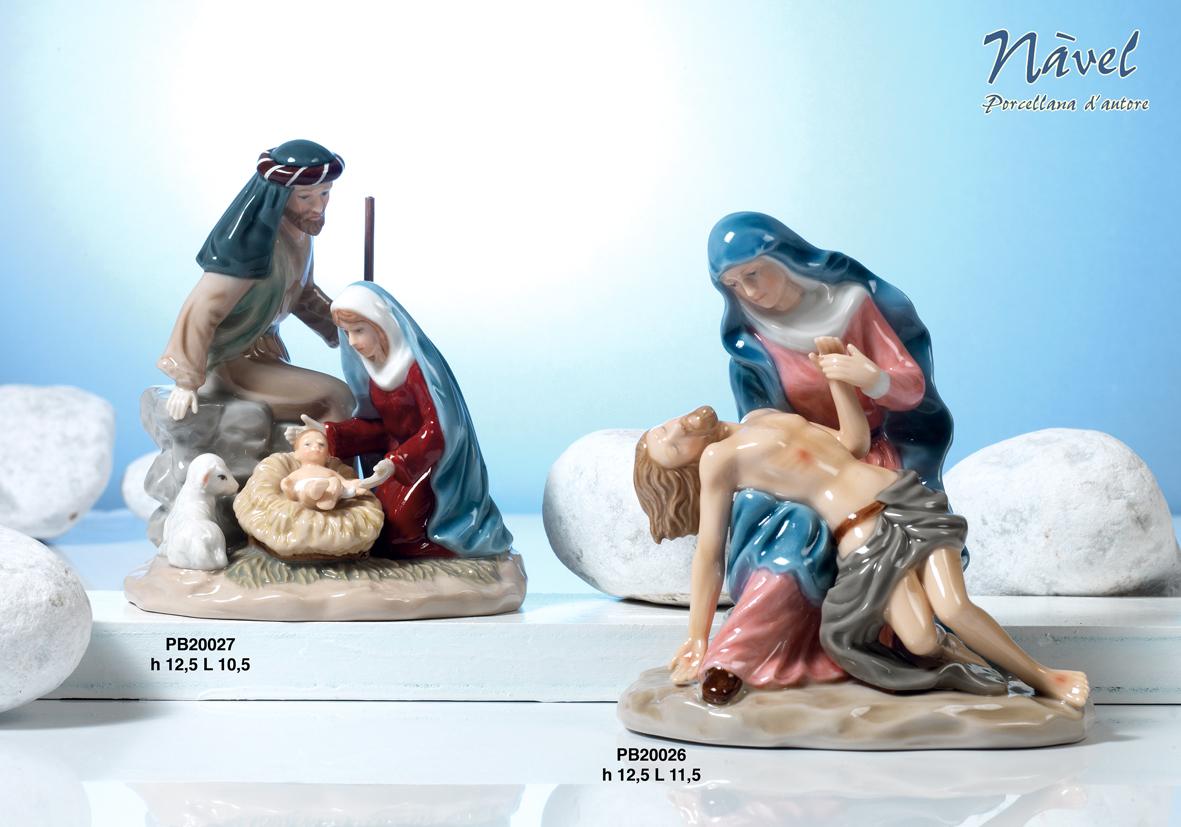 1892 - Statue Santi-Immagini Sacre Nàvel - Articoli Religiosi - Prodotti - Rebolab