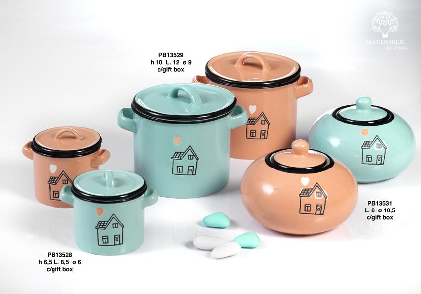 18F0 - Utensili Tavola - Cucina - Mandorle Bomboniere  - Prodotti - Rebolab