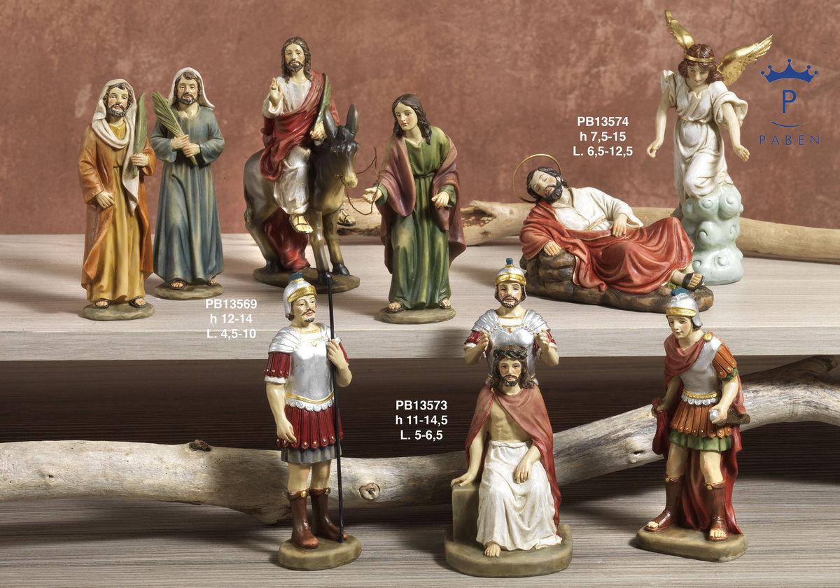 18FC - Statue Pasquali - Articoli Religiosi - Prodotti - Rebolab