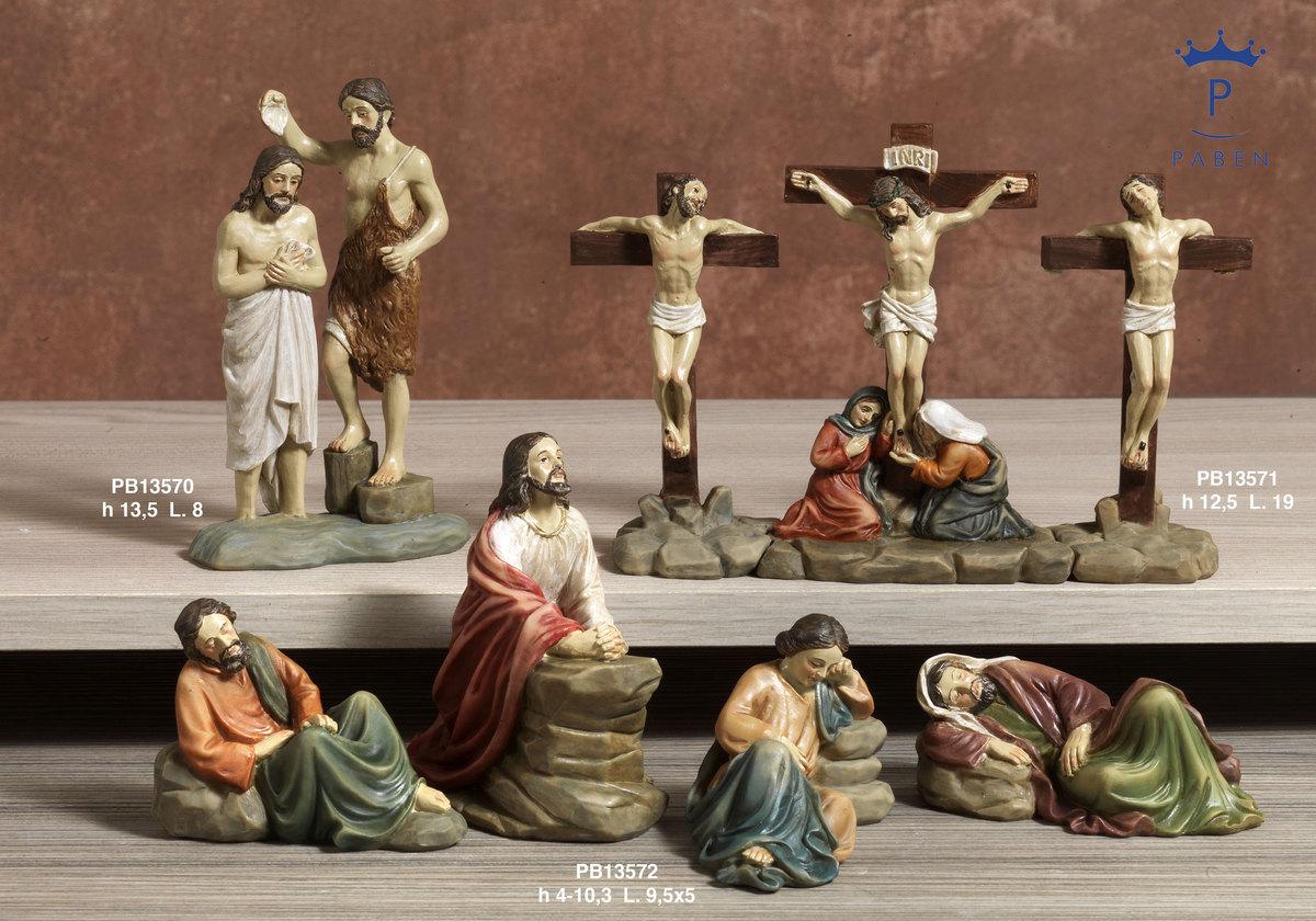 18FD - Statue Pasquali - Articoli Religiosi - Prodotti - Rebolab