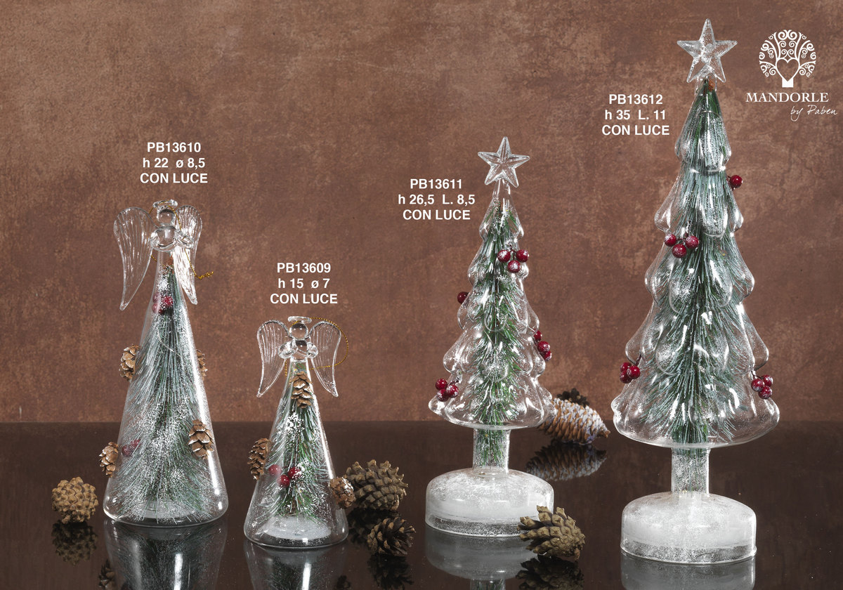 1907 - Decorazioni - Addobbi Natalizi - Natale e Altre Ricorrenze - Prodotti - Rebolab
