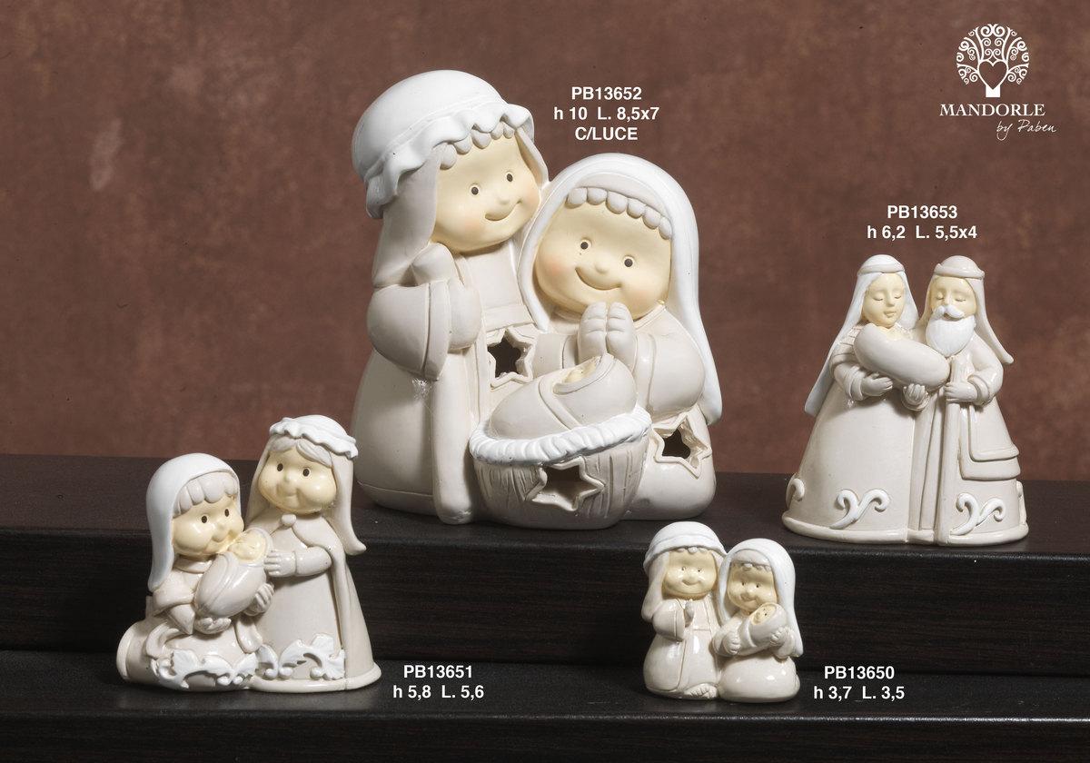 1914 - Presepi - Natività Resina - Articoli Religiosi - Prodotti - Rebolab