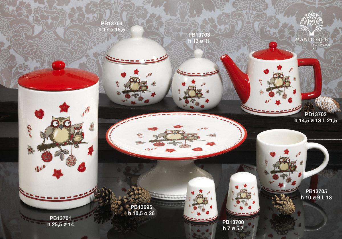 1922 - Regali - Ceramiche Natalizie - Natale e Altre Ricorrenze - Prodotti - Rebolab