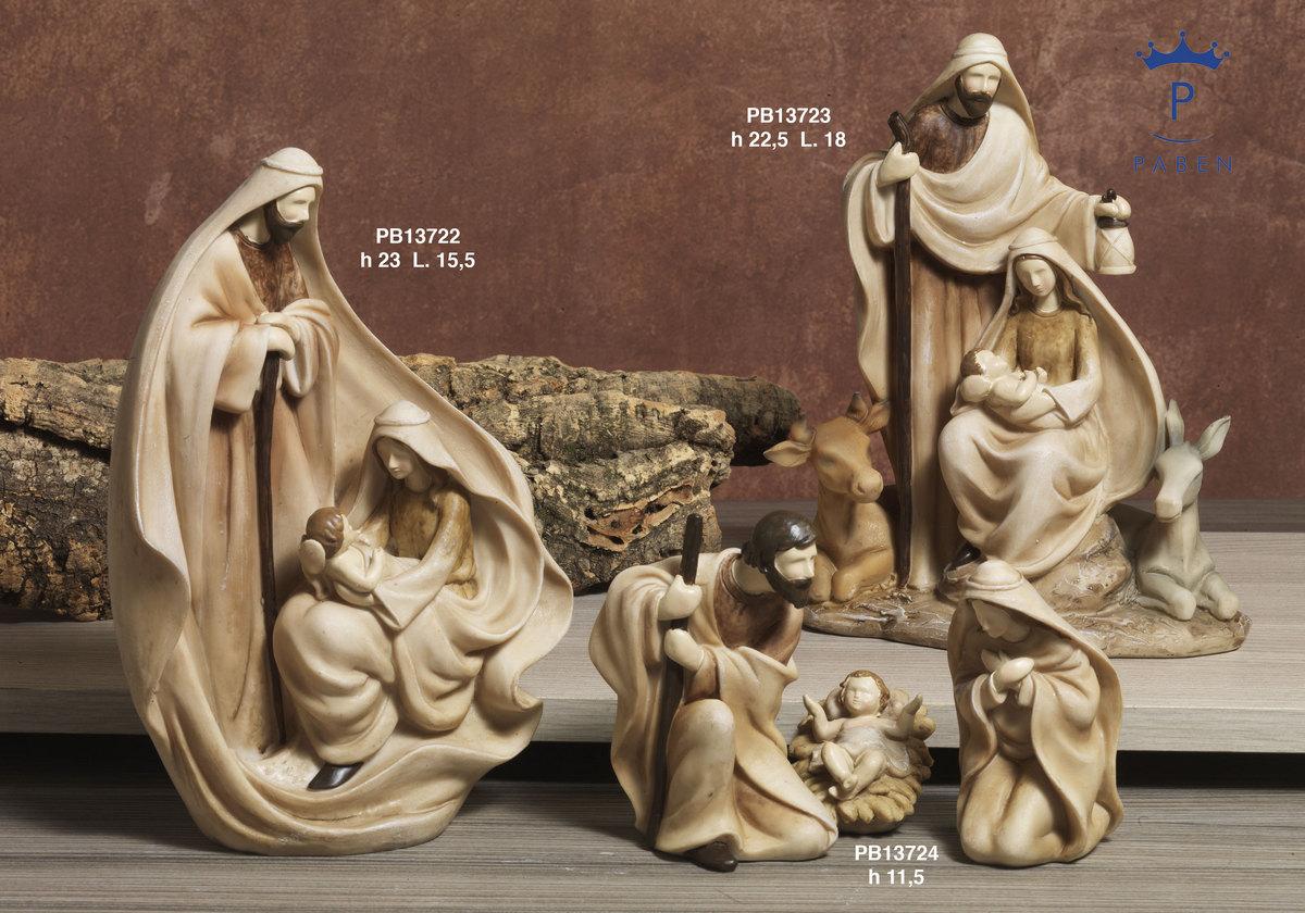 1928 - Presepi - Natività Resina - Articoli Religiosi - Prodotti - Rebolab
