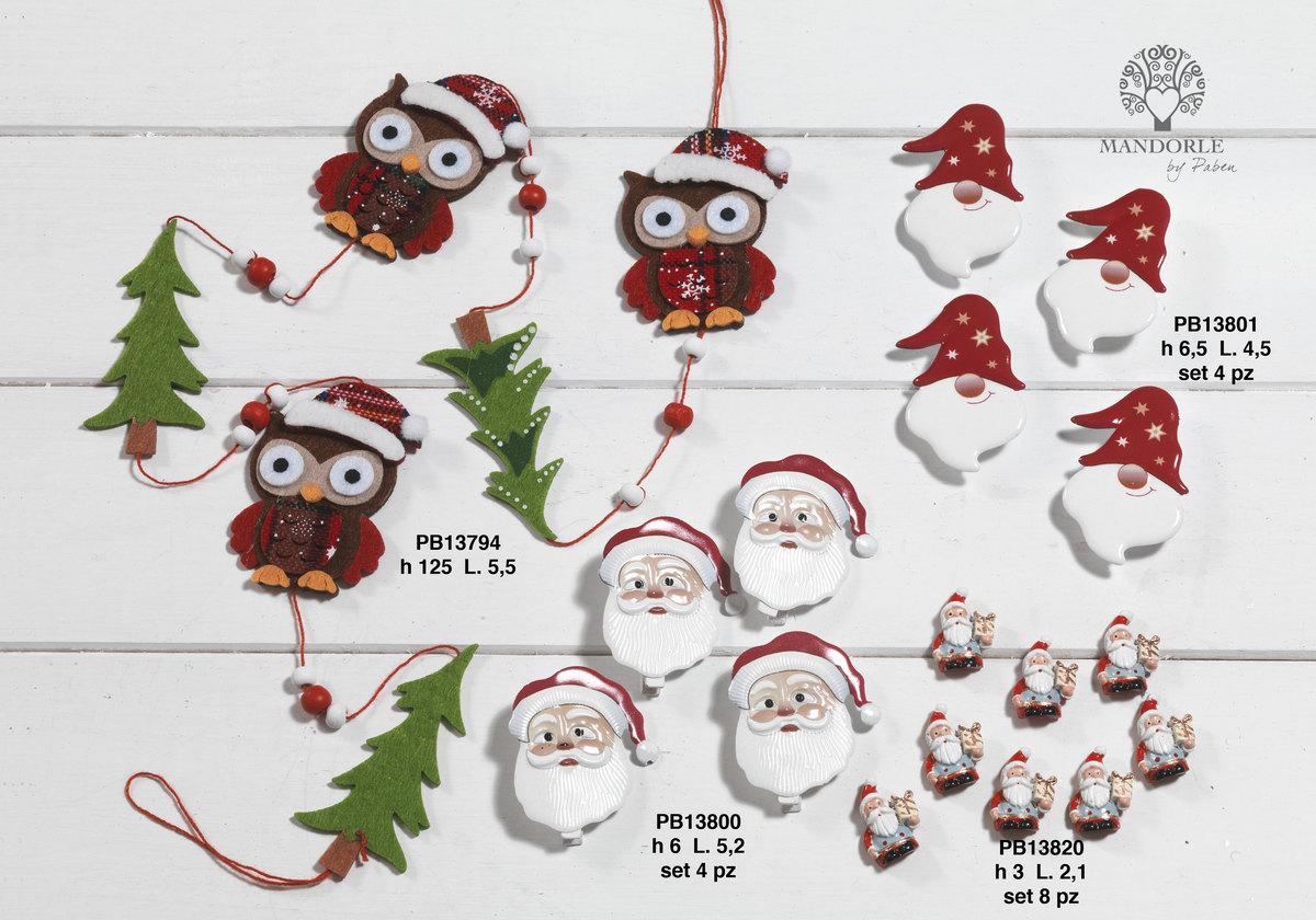 193A - Decorazioni - Addobbi Natalizi - Natale e Altre Ricorrenze - Prodotti - Rebolab