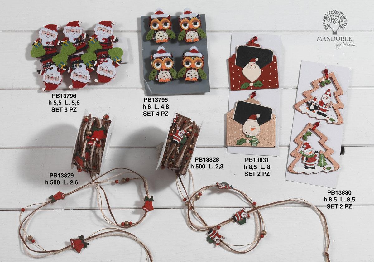 193B - Decorazioni - Addobbi Natalizi - Natale e Altre Ricorrenze - Prodotti - Rebolab