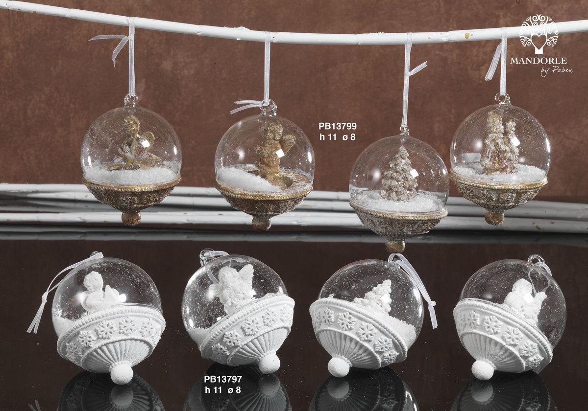 193C - Decorazioni - Addobbi Natalizi - Natale e Altre Ricorrenze - Prodotti - Rebolab