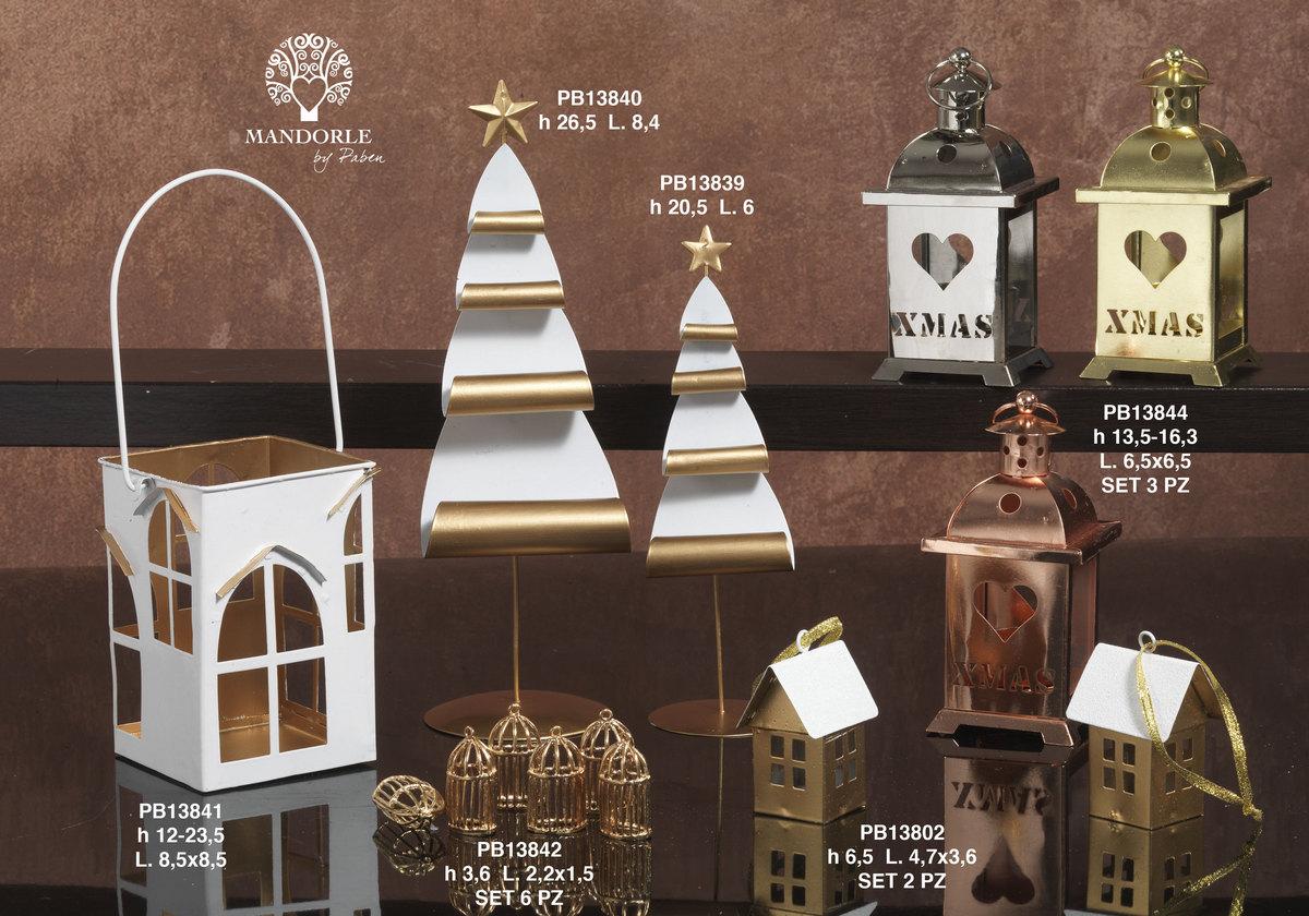 193D - Decorazioni - Addobbi Natalizi - Natale e Altre Ricorrenze - Prodotti - Rebolab