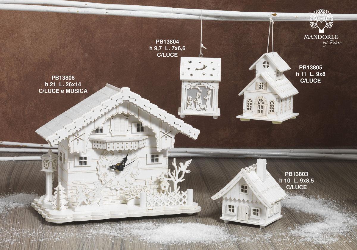 193E - Decorazioni - Addobbi Natalizi - Natale e Altre Ricorrenze - Prodotti - Rebolab