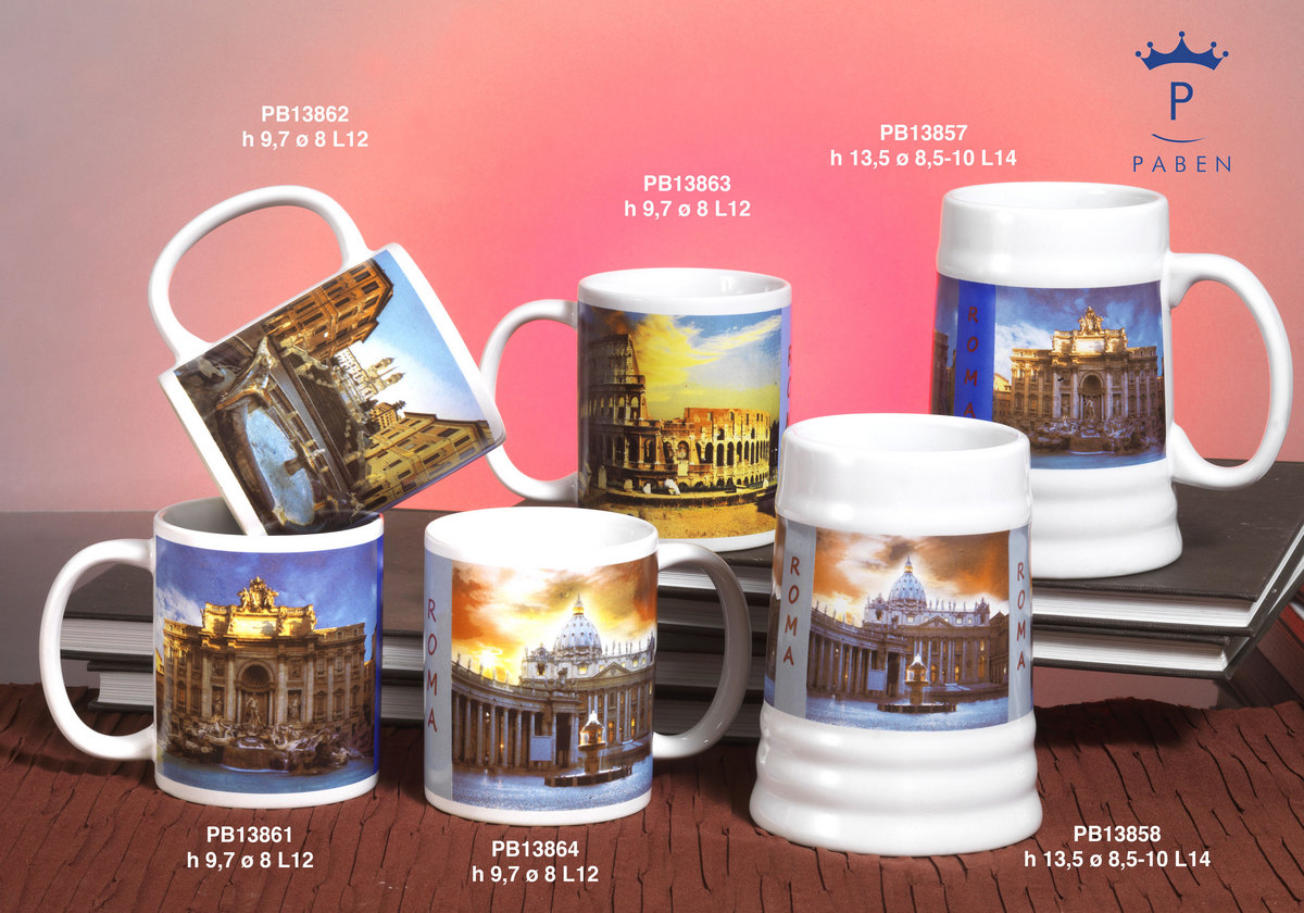 194E - Souvenir Monuments - Art, History and Souvenir - Offers - Paben