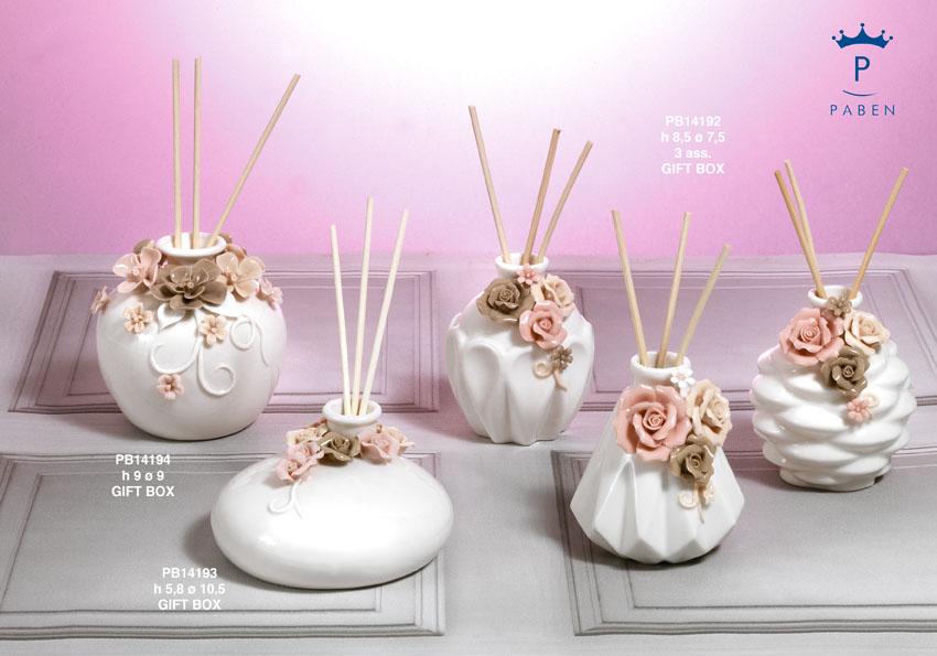 198D - Collezioni Porcellana-Ceramica - Mandorle Bomboniere  - Prodotti - Rebolab