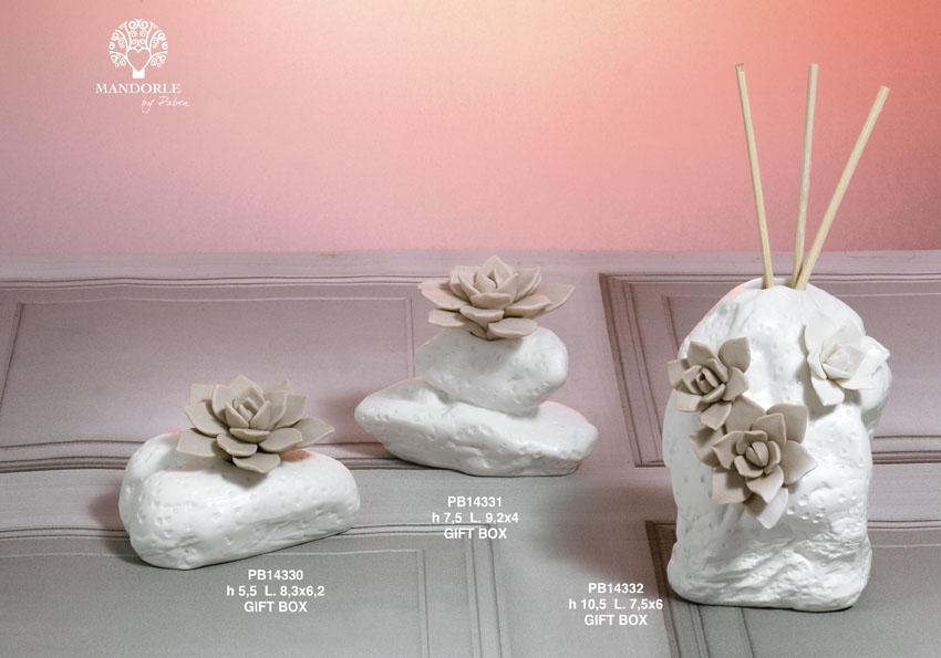 19A9 - Collezioni Porcellana-Ceramica - Mandorle Bomboniere  - Prodotti - Rebolab