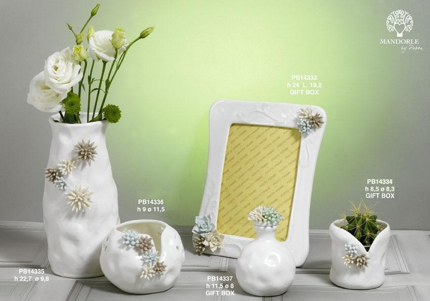 19AA - Collezioni Porcellana-Ceramica - Mandorle Bomboniere  - Prodotti - Rebolab